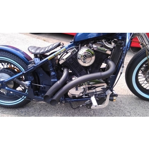 Universal Custom Choppers Bent Exhaust System