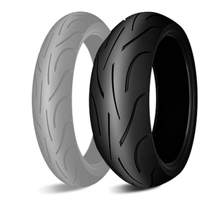 MICHELIN PILOT POWER 2CT [180/55ZR17 M/C (73W) TL] Tire