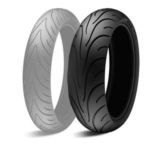 MICHELIN PILOT ROAD 2 [180/55ZR17 M/C (73W) TL] Tire
