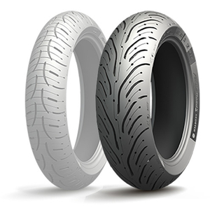 MICHELIN PILOT ROAD 4 SCOOTER [160/60R15 67H TL] Tire