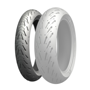 MICHELIN ROAD 5 【120/70ZR17 M/C (58W) TL】 Load5 輪胎