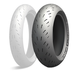 MICHELIN POWER CUP EVO 【160 / 60 ZR 17 M / C (69 Вт) TL】 PowerCup Evo Tir