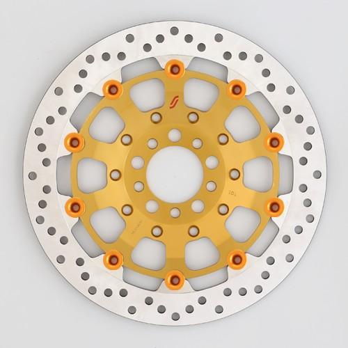 Front Brake Discs Rotors ZX7R ZX-7RR ZX9R ZX-12R Ninja 96 97 98 99 00 01 02 03
