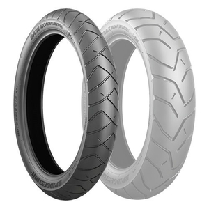 BRIDGESTONE BATTLAX ADVENTURE A40 [110 / 80R19 M / C 59V] إطار العجلة