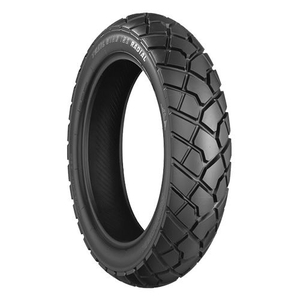 BRIDGESTONE TRAIL WING TW152 [160/60R15 67H TL] Trailyamaha Super Jogzr Wing Black Tire