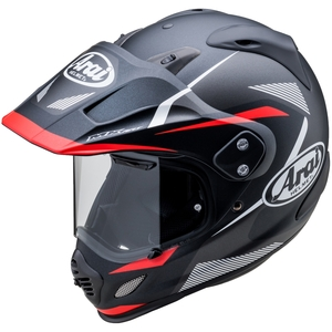 Arai TOUR-CROSS3 BREAK [Black/Red] Helmet