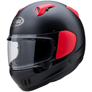 Arai XD [Flat Black/Red] Helmet