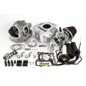 SP TAKEGAWA (Special Parts TAKEGAWA) Super Head + R Combo Kit 138cc