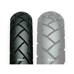 IRC PROTECH TRAIL WINNER GP - 210 [ 100/90 - 19 M/C 57 S ] Protec Trail Winner Two Ten Tire