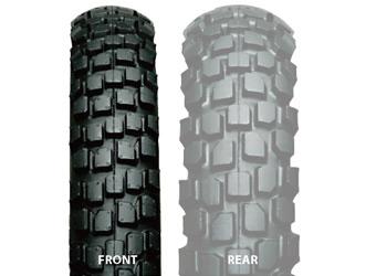 IRC : GP-21 [3 00-21 51P WT] Tire [Special Price Item] [101679]