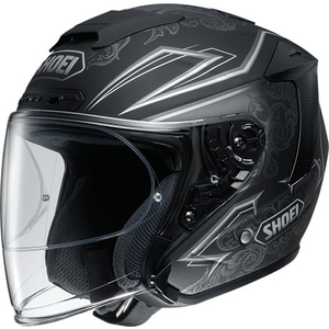 SHOEI J - FORCE IV REFINADO [J - Force Four Refereeard TC - 10 SILVER