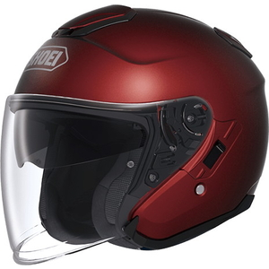 SHOEI Casco J-Cruise [ROJO TINTO]