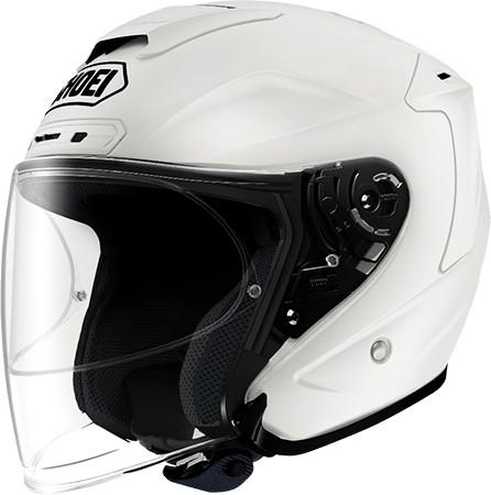 5c6a18a6 SHOEI : J-FORCE IV [Luminous White] Helmet [W-666-4512048441890]