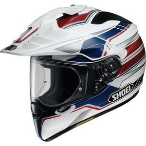 SHOEI HORNET-ADV NAVIGATE [TC-2 Blue/White] Helmet