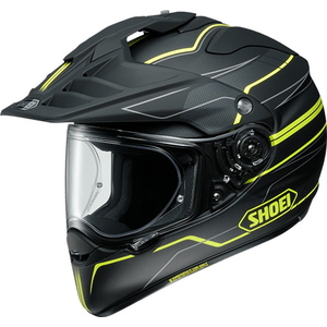 SHOEI HORNET-ADV NAVIGATE [TC-3 Yellow/Matte Black] Helmet