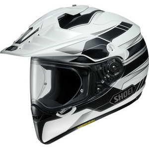 SHOEI HORNET-ADV NAVIGATE [TC-6 White/Black] Helm