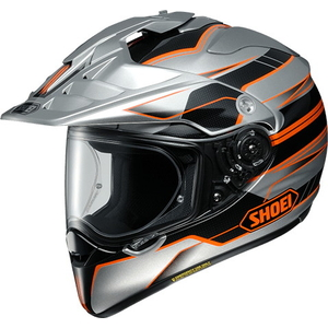 SHOEI HORNET-ADV NAVIGATE [TC-8 Orange/Silver] Helm