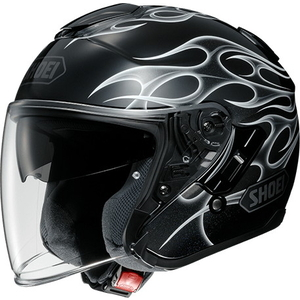 SHOEI J-Cruise REBORN [TC-5 Gris / Noir] Casque