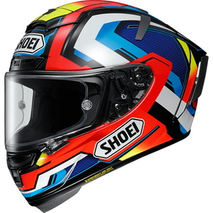 SHOEI X-Fourteen BRINK 全罩头盔