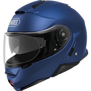 SHOEI NEOTEC II Helm [Matte Blue Metallic]