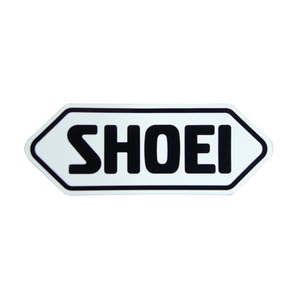 SHOEI No.12 Sticker