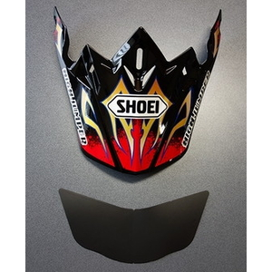 SHOEI V-430 TAKA Visor [Optional/Repair Parts]
