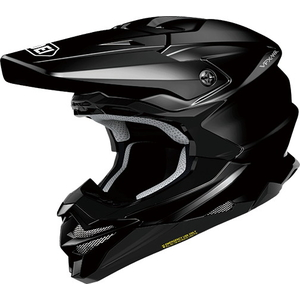 SHOEI VFX-WR [Bouyff X-WR Black] Casco
