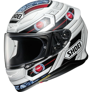 SHOEI Z-7 TROOPER [TC-10 أحمر / أبيض] خوذة