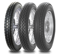 AVON AM7 Safety Milage MkII [4.00-18 TT (64S)] Tire