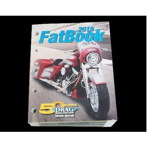 Neofactory Bikers Select DS Fat Book 2018