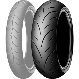 DUNLOP Qualificatore II [180 / 55ZR17 MC (73W) TL] Pneumatico