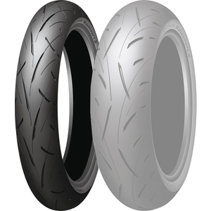 DUNLOP SPORTMAX Roadsport 2 [120/70ZR17 M/C (58W)] Tire