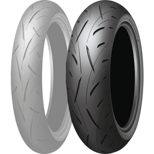 DUNLOP SPORTMAX Roadsport 2 [180/55ZR17 M/C (73W)] Tire