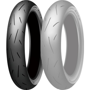 DUNLOP SPORTMAX α-14 H [110 / 70R17MC 54H TL] Band