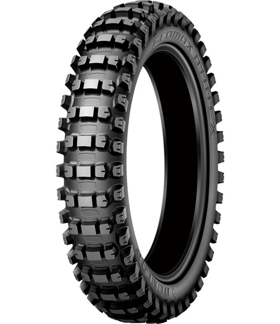 DUNLOP GEOMAX ENDURO AT 81 EX [ 80/100 - 21 51 M WT] Geo Max Enduro Tire