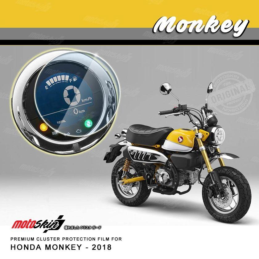 Cluster Protection Film For Honda Monkey 125 -2018 - Webike Indonesia