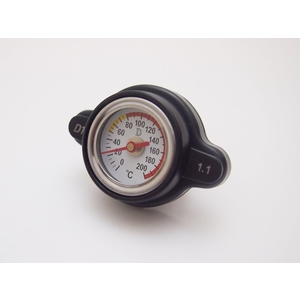 DOREMI COLLECTION Radiator Cap Water Temperature Gauge
