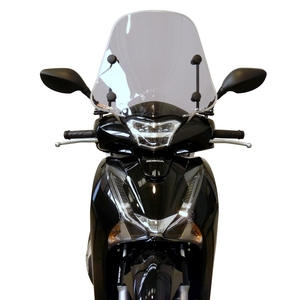 This is a great windscreen for the yamaha tricity....