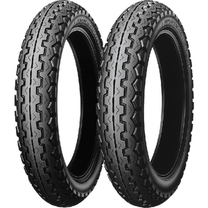 DUNLOP GP SERIES TT100GP [110 / 90-17 MC 60H TL] Λάστιχο