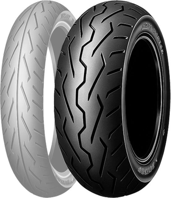 180//55R17 Dunlop D251 Rear Tire