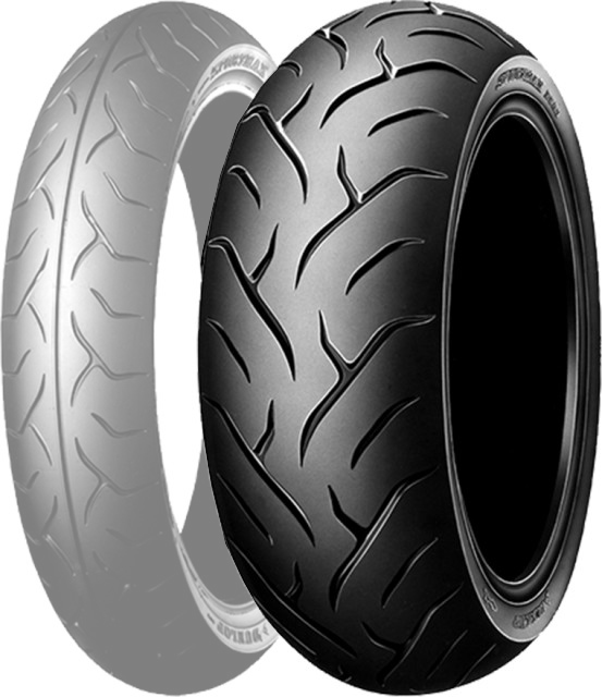 Dunlop D221 240 40r18 M C 79v Tl Tire 272255