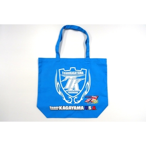 Team KAGAYAMA BIG Canvas Tote Bag 2018 SUZUKA 8hours