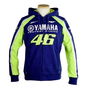YAMAHA VR46 Zip Up Parka