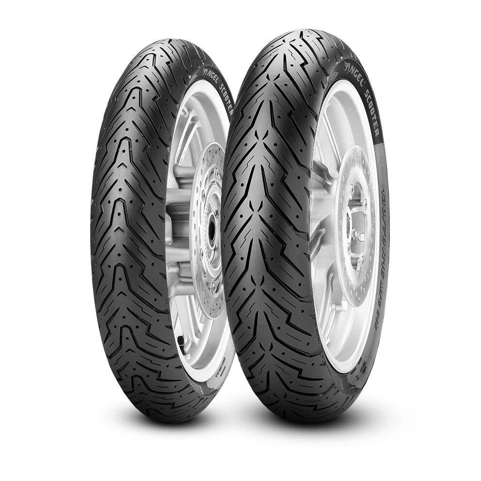 PIRELLI SCOOTER DO ANJO [80 / 90-10 44 J TL] Pneu
