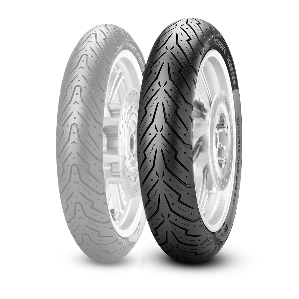 PIRELLI ANGEL SCOOTER [120/80-16 M/C 60P TL] TIRE