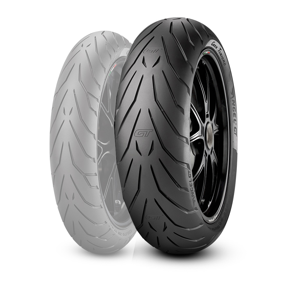 PIRELLI ANGEL GT [160/60 ZR17 M/C (69W) TL] TIRE