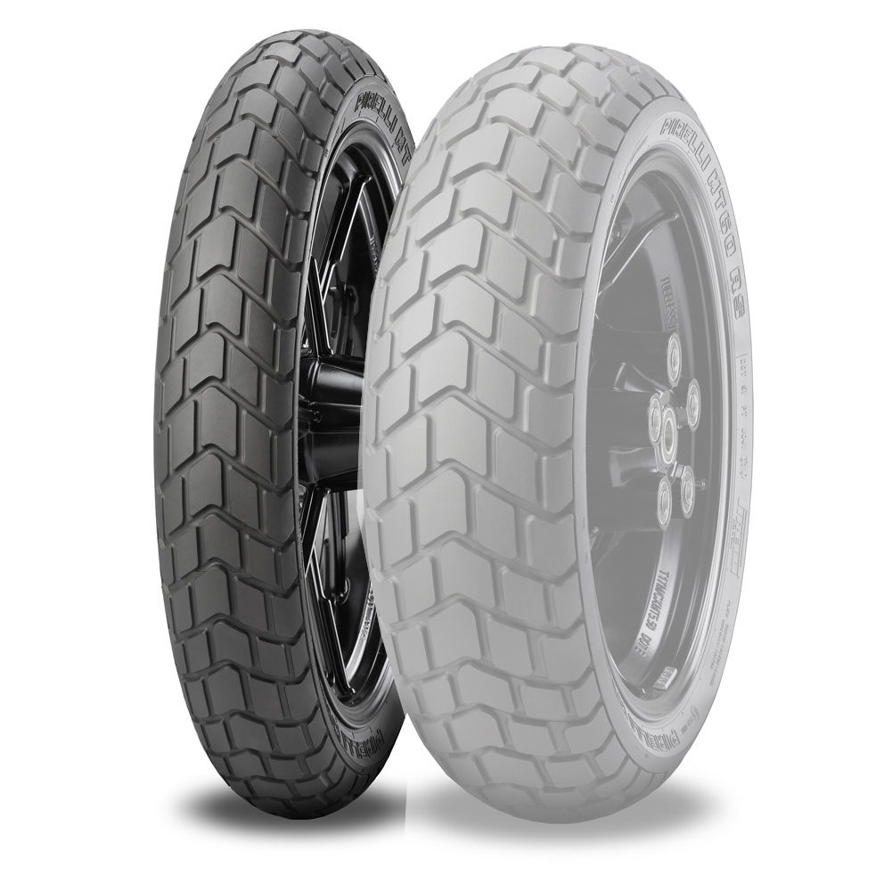 PIRELLI MT60 RS [120/70 Zr 18 M / C (59W) TL] MT60 RS 타이어