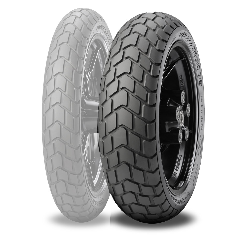 PIRELLI MT60 RS [180/55 ZR17 M/C (73W) TL] TIRE