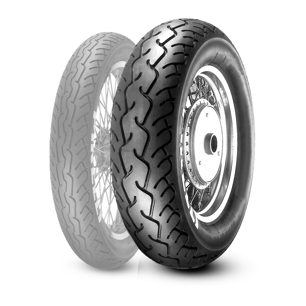 PIRELLI MT 66 ROUTE [130/90-15 M/C 66S] TIRE