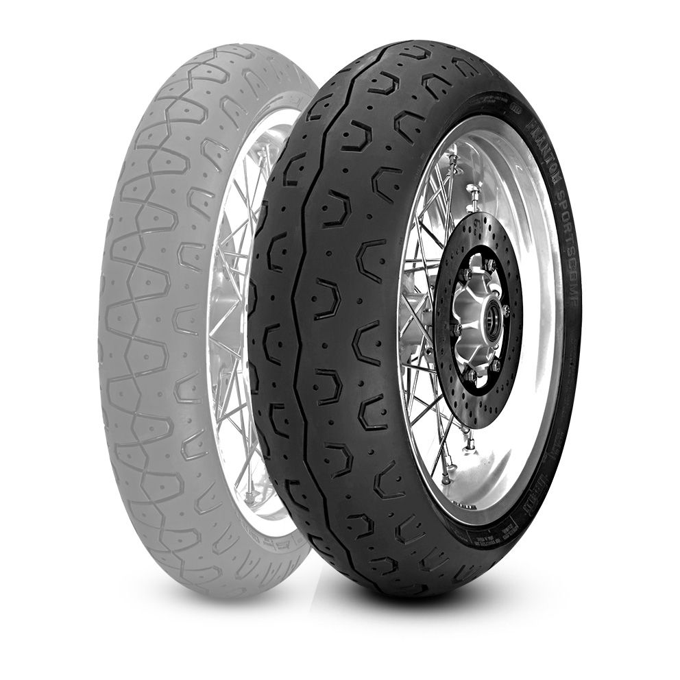 PIRELLI PHANTOM SPORTSCOMP [180/55 ZR17 M/C (73W) TL] TIRE
